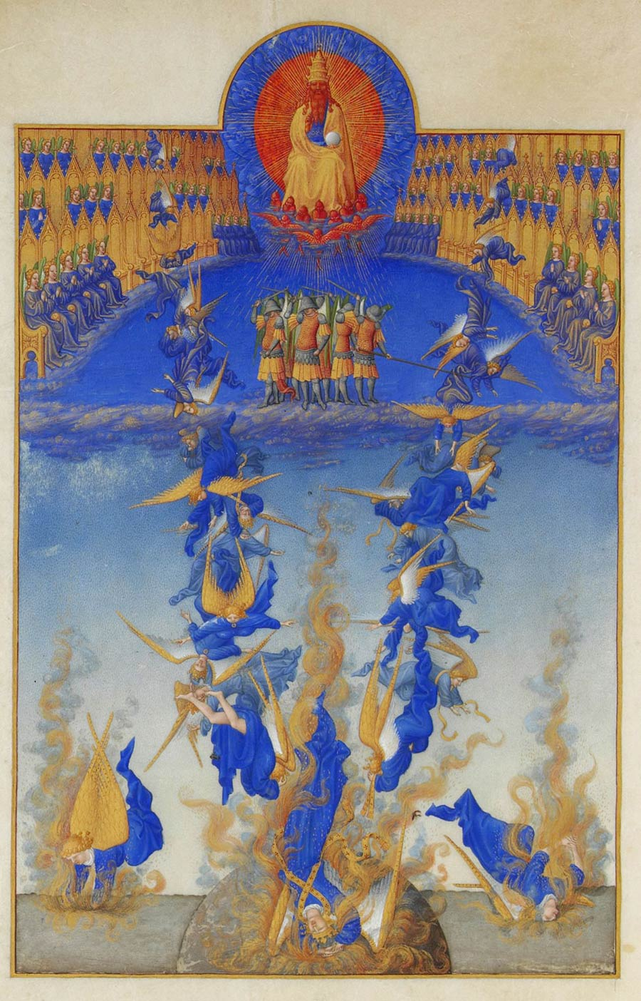 the-fall-of-the-rebel-angels-Limbourg-bros